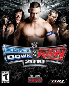 wwe smack down vs raw 2010 pc game