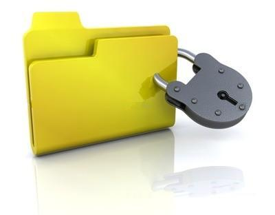 How to recover folder lock password?