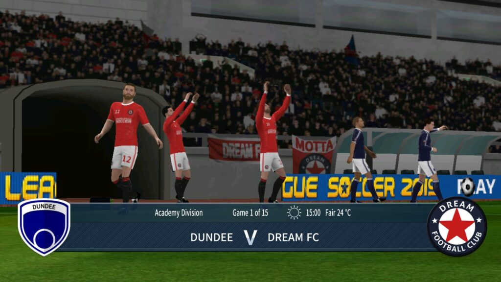 Download Dream League Soccer 2019 for window 10