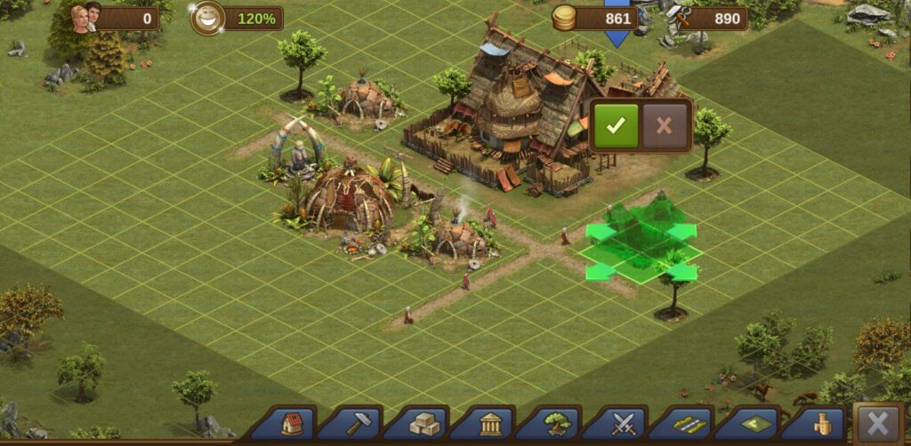 Download Forge of Empires game torrent free