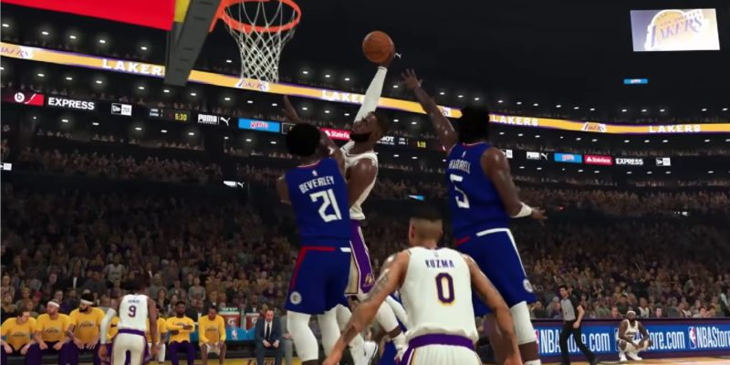 NBA 2K20 free download pc