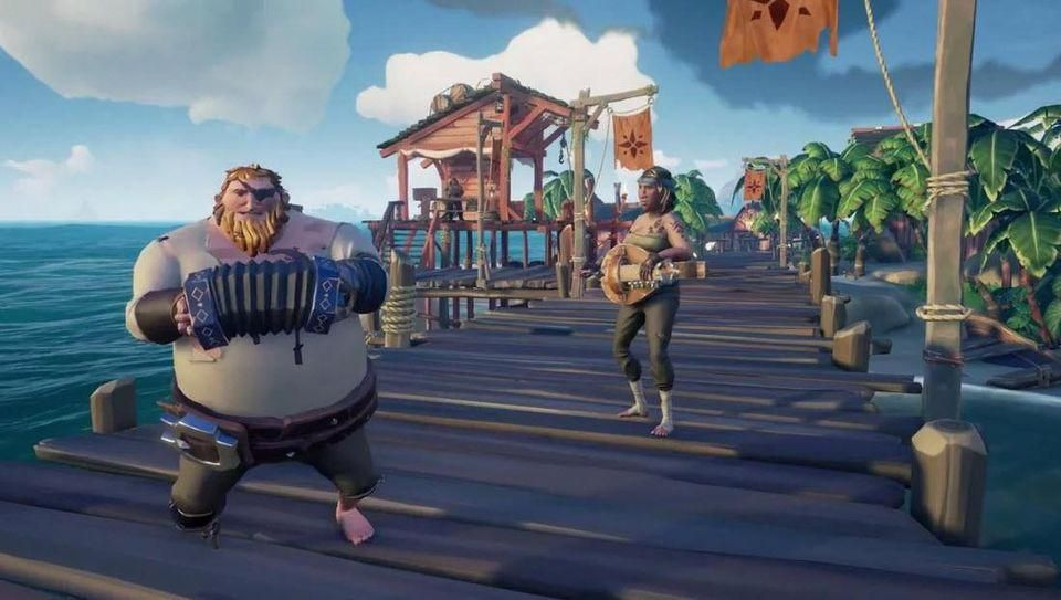 Sea of Thieves free download pc