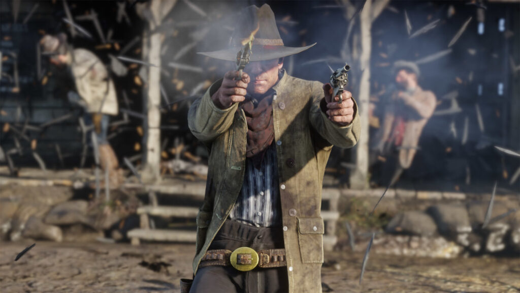 Download red dead redemption 2 free pc game