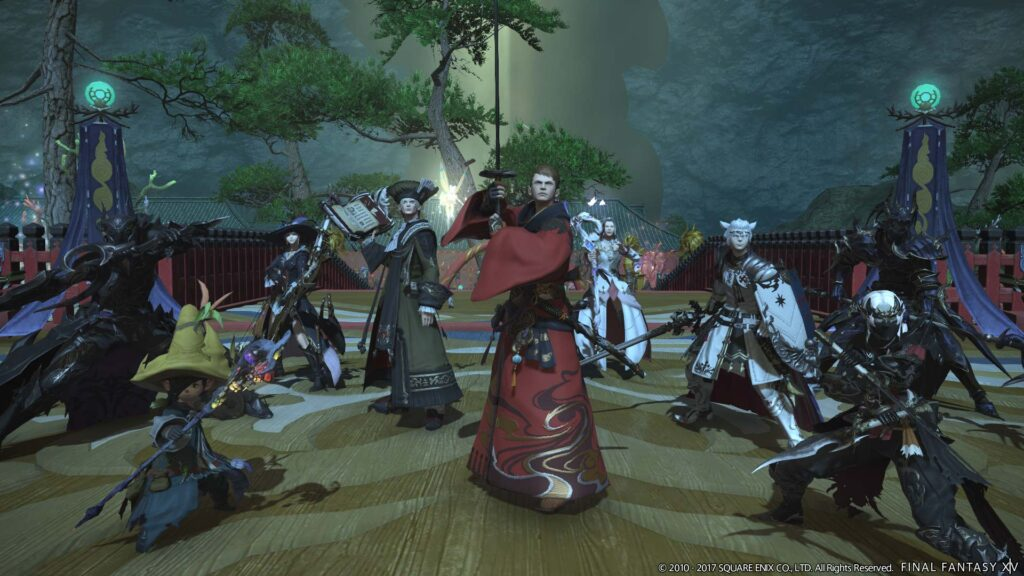 Final Fantasy 14 pc download