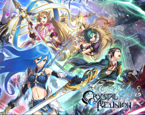 Crystal of Reunion Mobile Game - A Review