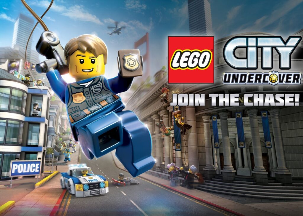 LEGO City Undercover PC Download