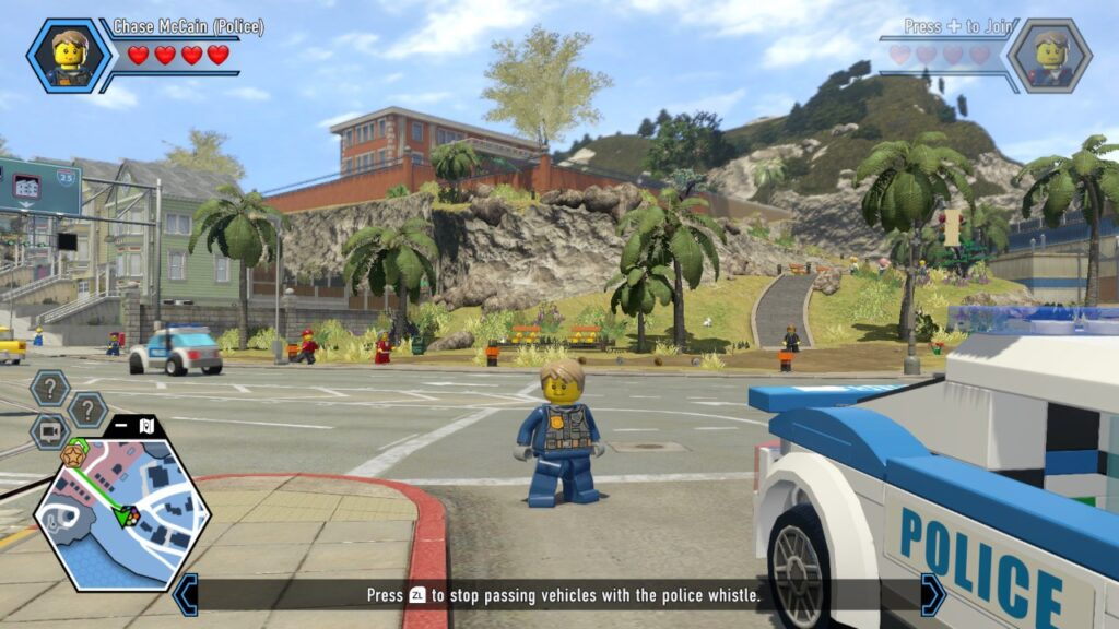 LEGO City Undercover full game Download,