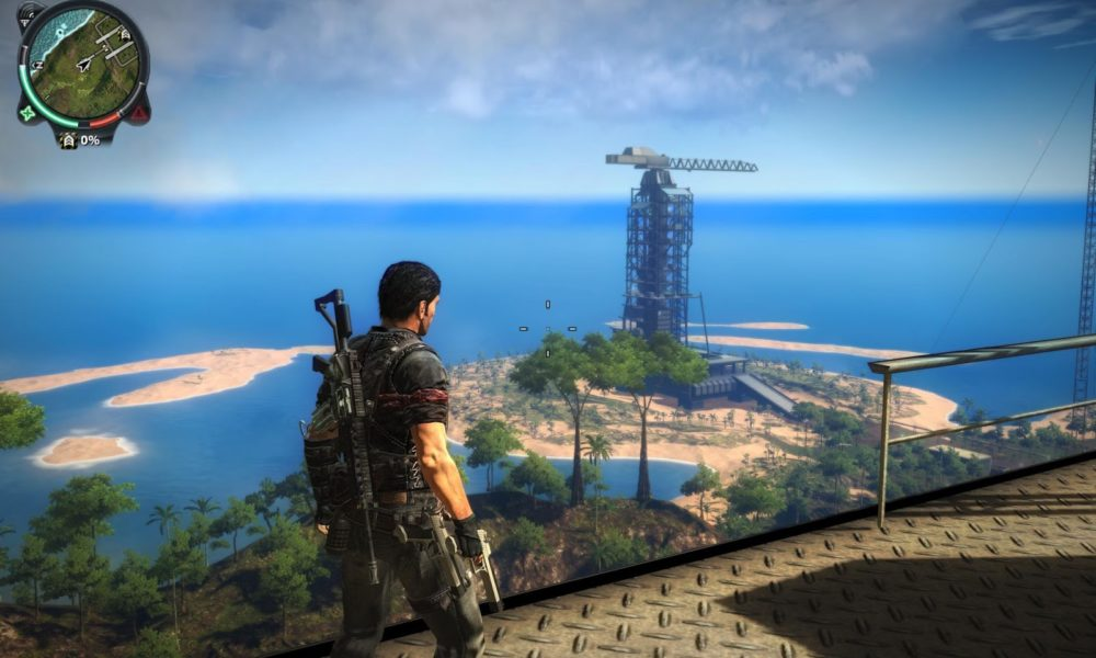 download just cause 2 for pc free full version