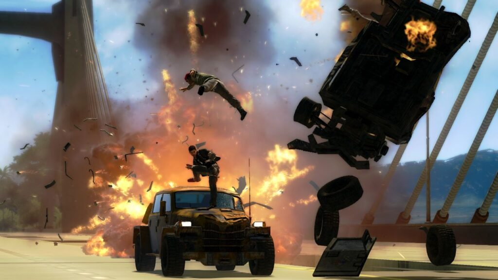 just cause 2 free download full version pc
