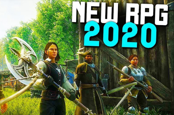 Top 3 Role Playing Games Of 2020